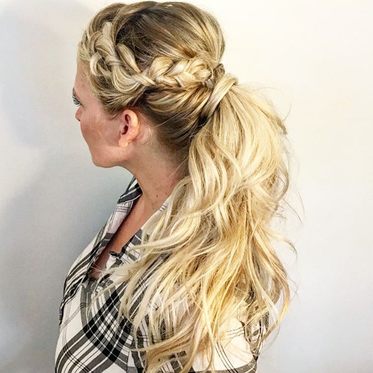 Braid to Pony